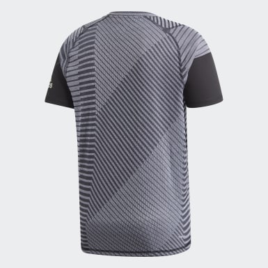 Polo FreeLift 360 Strong Graphic Blanco Hombre Training