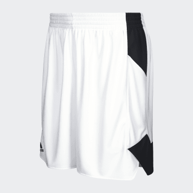 Shorts Crazy Explosive Blanco Mujer Basketball