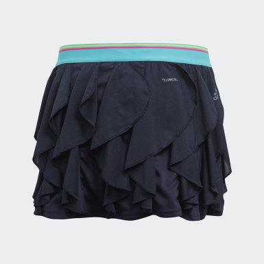 синий Юбка для тенниса Frilly