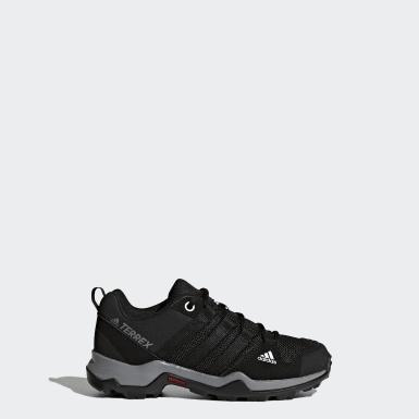 Zapatillas AX2R (UNISEX) Negro Niño Senderismo