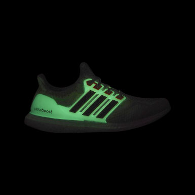 Men Running Grey Ultraboost 5 DNA Shoes