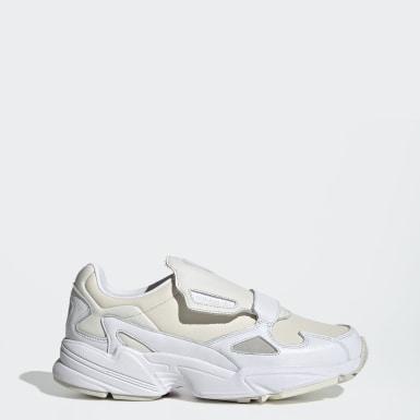 Frauen Originals Falcon RX Schuh Weiß