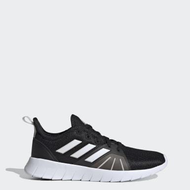 ผู้หญิง วิ่ง สีดำ รองเท้า ASWEEMOVE