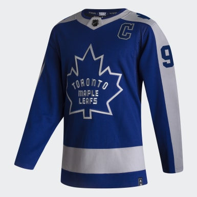 Maillot Maple Leafs Tavares Reverse Retro Authentic Pro multicolore Hockey