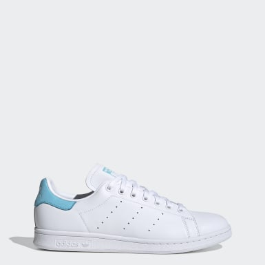 adidas bleu stan smith