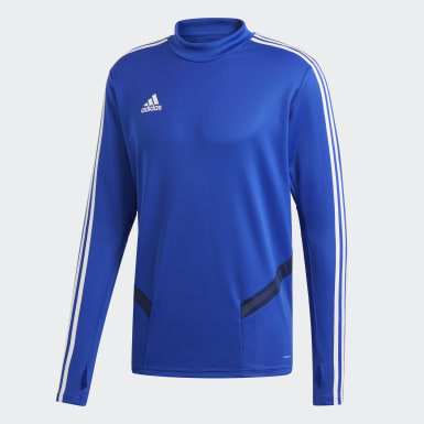Men Training Blue Tiro 19 Training Top