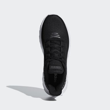 Women Running Black Asweerun Shoes