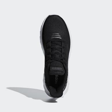 Zapatillas Asweerun Negro Mujer Running