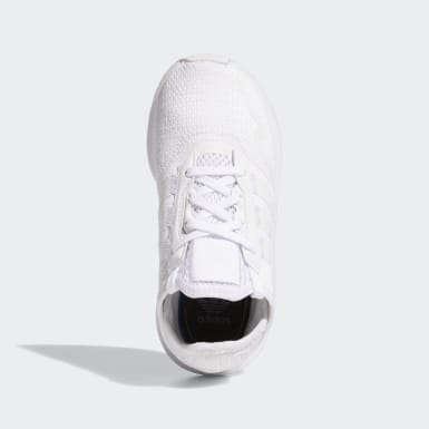 Children Originals White Swift Run X Shoes