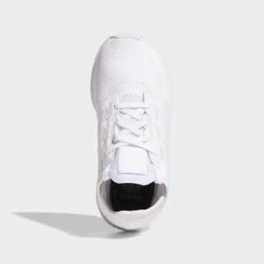 Kids Originals White Swift Run X Shoes