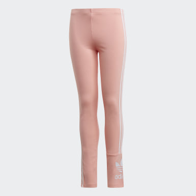 Girls Originals Pink Tights