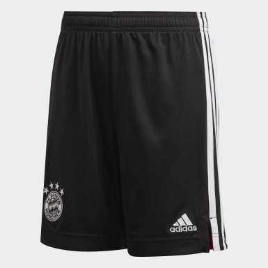 Kids Football Black FC Bayern 20/21 Third Shorts