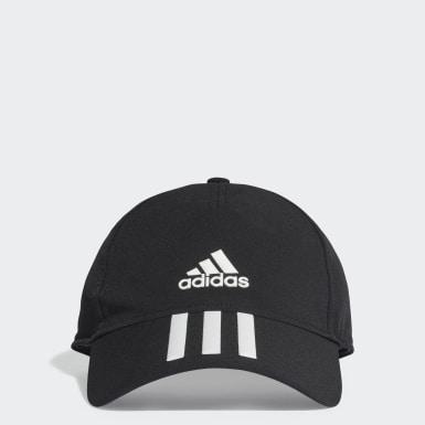 เทรนนิง สีดำ หมวกเบสบอล AEROREADY 4ATHLTS