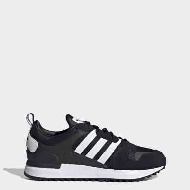 Men Originals Black ZX 700 HD shoes