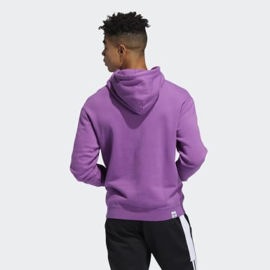 Originals Purple Pride Flag Fill Hoodie (Gender Neutral)