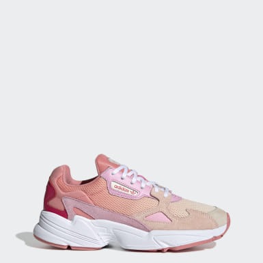 Chaussures - Falcon - Rose | adidas France