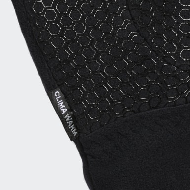 Women's Training Black Comfort Fleece 3.0 Gloves