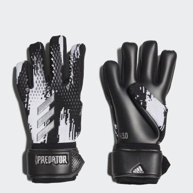 Fodbold Sort Predator 20 League handsker