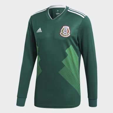 Jersey Titular Selección Nacional de México Verde Hombre Fútbol