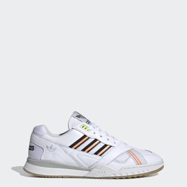 Mænd Originals Hvid A.R. Trainer sko