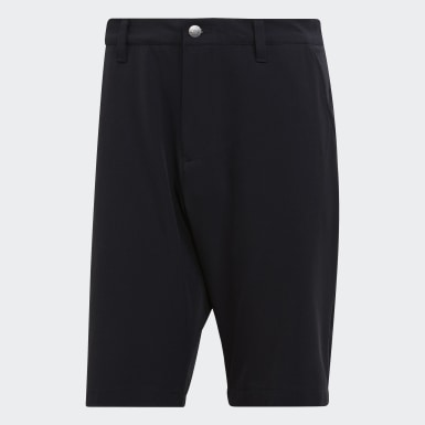 Men Golf Black Ultimate365 Shorts