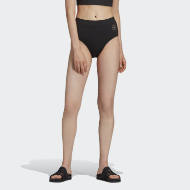 Kadın adidas by Stella McCartney Black TruePurpose Bikini Altı