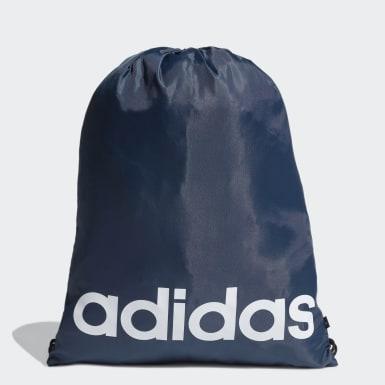 Lifestyle Blue Essentials Logo Gym Sack