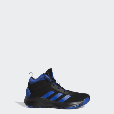 Kids Basketball Black Cross Em Up 5 Shoes