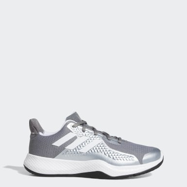 Tenis FitBounce Gris Mujer Training