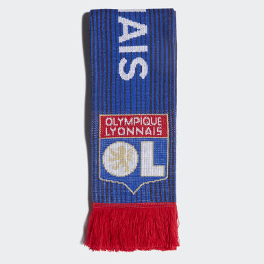 Écharpe Olympique Lyonnais Bleu Football