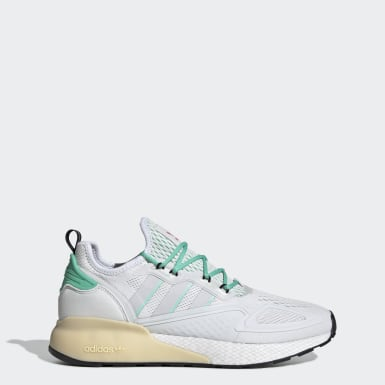 Originals White ZX 2K Boost Shoes