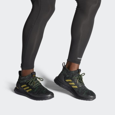 Chaussure Ultraboost DNA X PE Mid noir Hommes Course