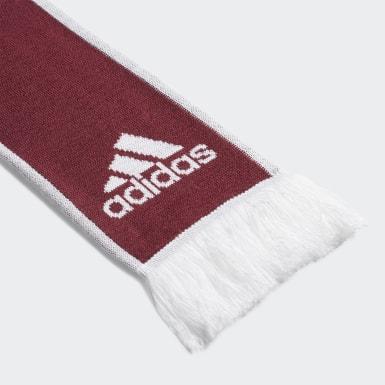 Soccer Burgundy Arsenal Scarf