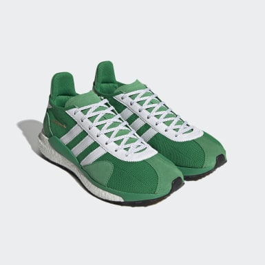 Men Originals Green Human Made Tokio Solar Shoes