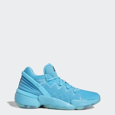 Basketbal Turquoise D.O.N. Issue #2 Schoenen