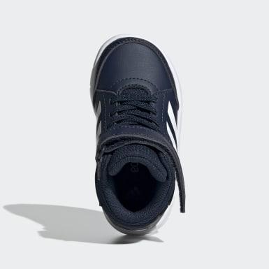 Kinder Running AltaSport Mid Schuh Blau