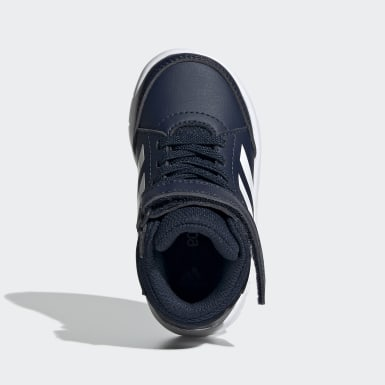 Kids Running Blue AltaSport Mid Shoes