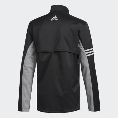 Mænd Golf Sort Climaproof jakke