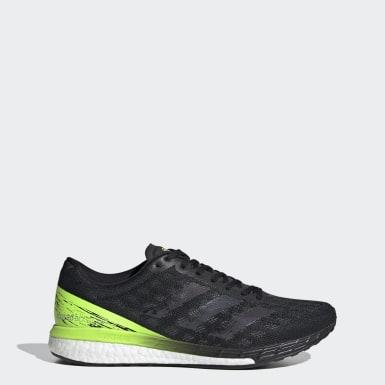 Chaussure adizero Boston 9 Noir Hommes Running