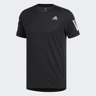 черный Футболка для бега Own the Run