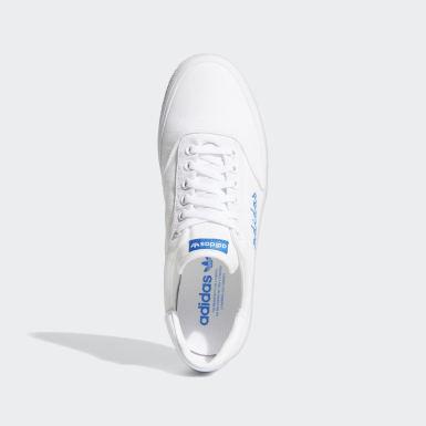 Originals สีขาว รองเท้า 3MC