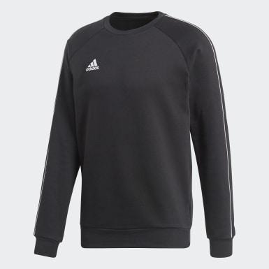 Erkek Futbol Siyah CORE18 SW TOP
