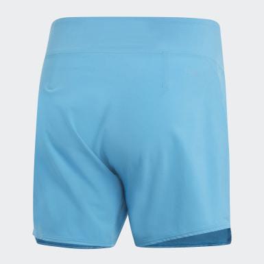 Shorts 4KRFT 360 Fast 6 pulgadas Turquesa Hombre Training