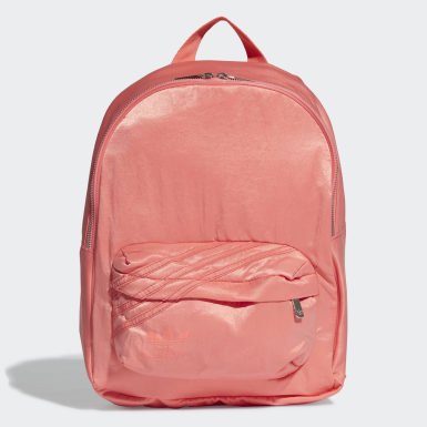 Women Originals Red Backpack