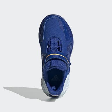 Tenis 4uture RNR Running Azul Niño Running