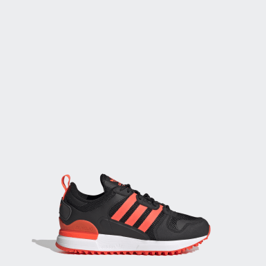 Kids 4-8 Years Originals Black ZX 700 HD Shoes