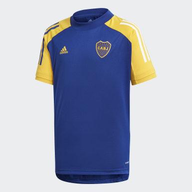 Camiseta de Entrenamiento Boca Juniors