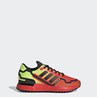 Youth Originals Yellow ZX 750 HD Shoes