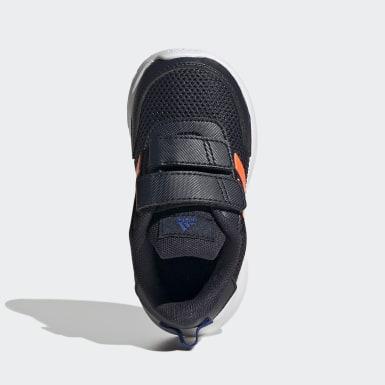 Infants Running Blue Tensor Shoes