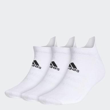 Men Golf White Ankle Socks 3 Pairs